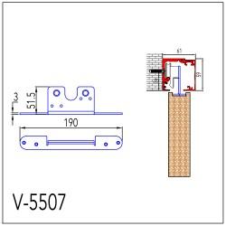 V-5507 /5152/  ADAPTER PRE...